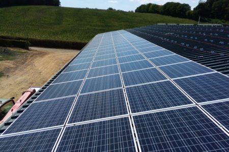 Installation RCE 100 kWc